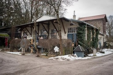 Peter Riss Atelier Austellung Alte Wiede Fabrik - ISARBLOG