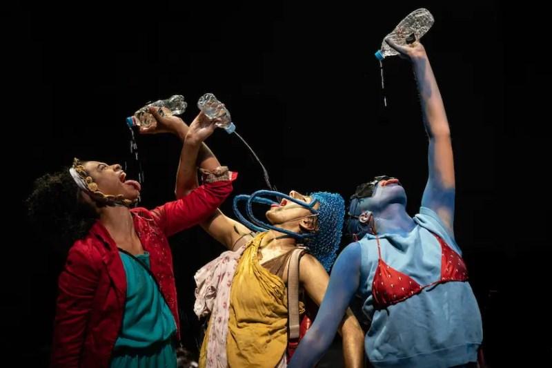 Furia von Lia Rodrigues beim DANCE Festival München 2019