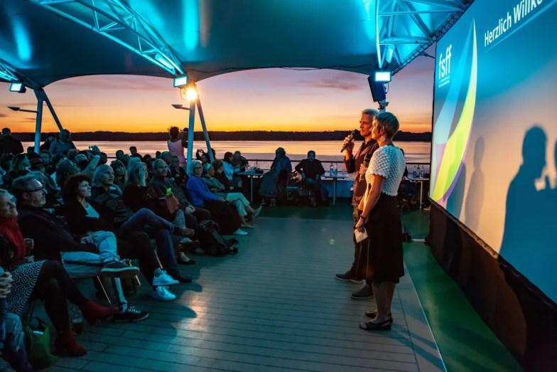 Fünf Seen Filmfestival 2019 auf der MS Starnberg