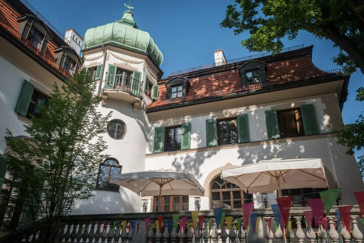 Monacensia im Hildebrandhaus