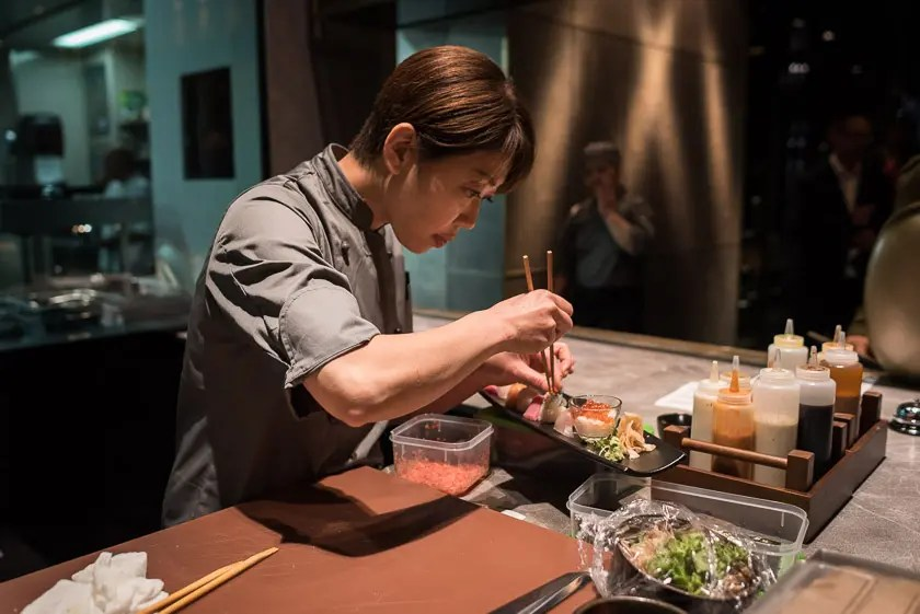 Azuki — Contemporary Asian Food am Max-Joseph-Platz