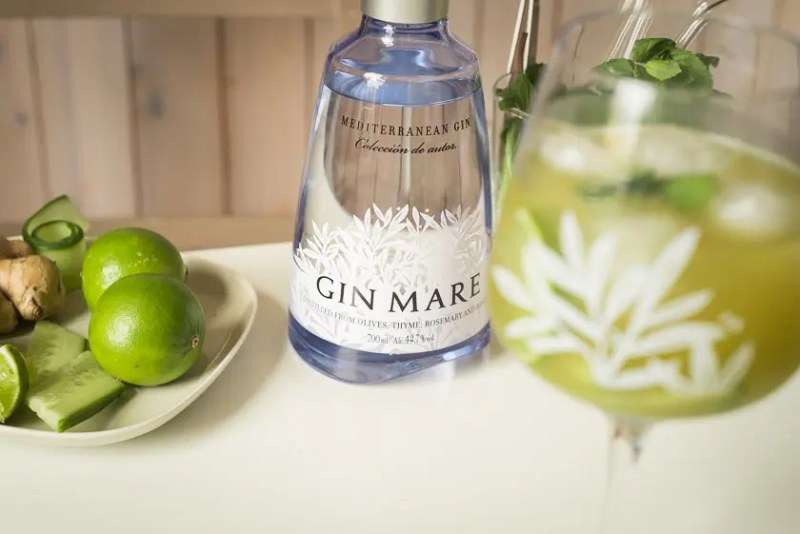 Lieblings-Cocktails mit Gin Mare: Matcha Mule