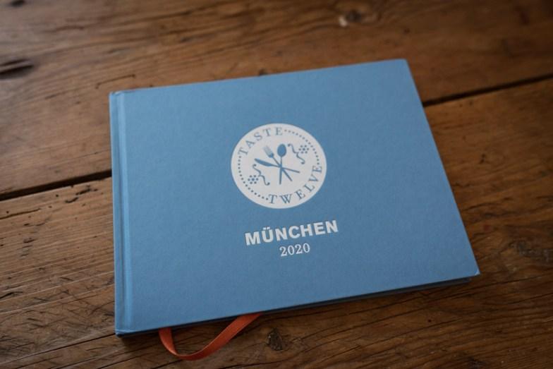 Taste Twelve 2020 München Buch | Foto: ISARBLOG