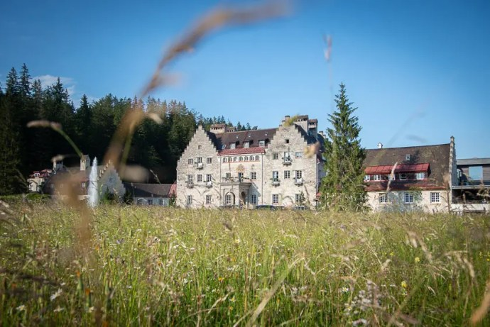Das Kranzbach - Wellness Hotel in Klais bei Garmisch Partenkirchen