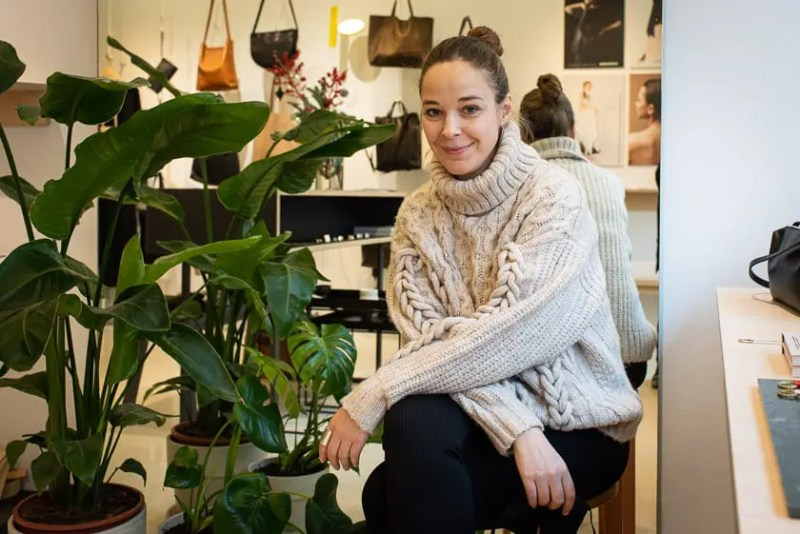 Hinter dem Schmuck Label Cocii steht die Designerin Claudia Lassner