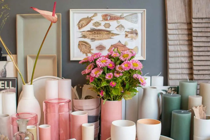 Der Laden 1260 ist mehr als nur ein Keramikgeschäft. Es ist ein Laden voller schöner Inspriationen.