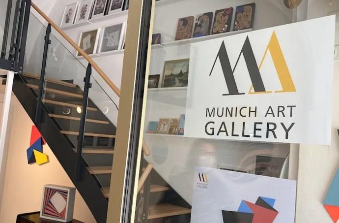Munich Art Gallery
