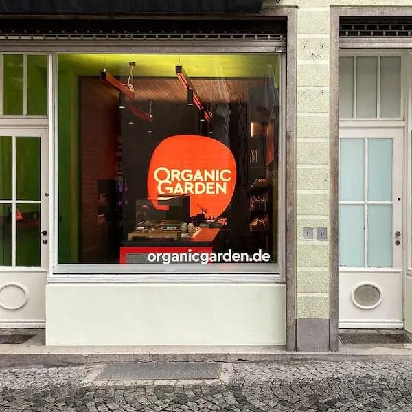 Organic Garden Store München