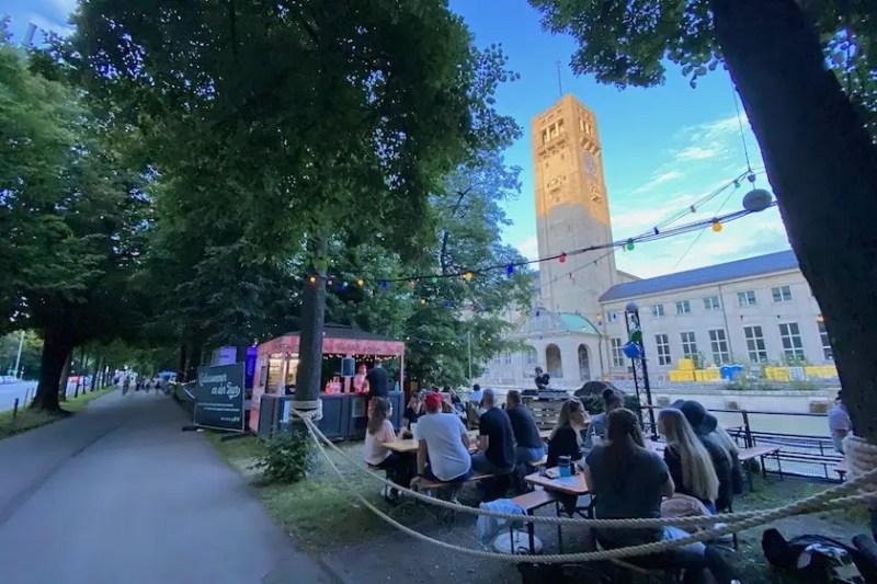Kultursommer an der Isar | Foto: ISARBLOG