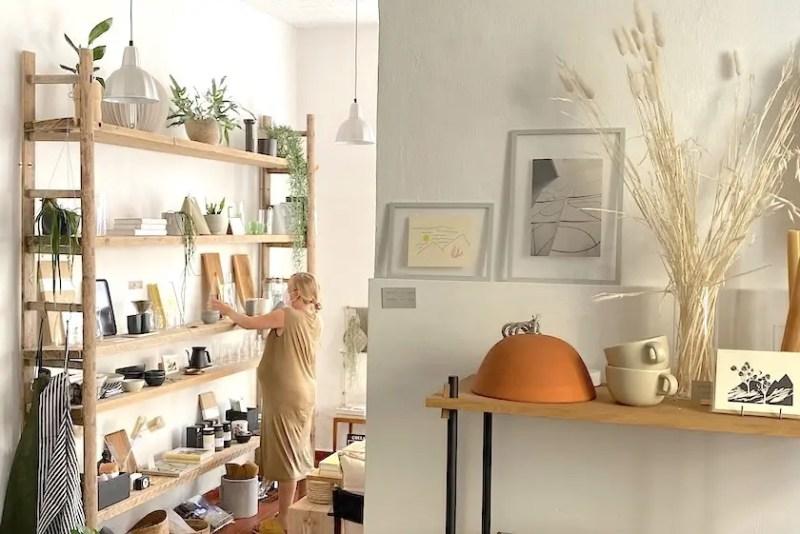 Reibolds Concept Store in Haidhausen München