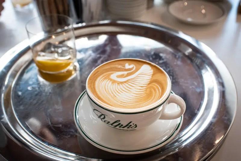 Ralph's Coffee — Ralphs Coffee Cafe München Lodenfrey