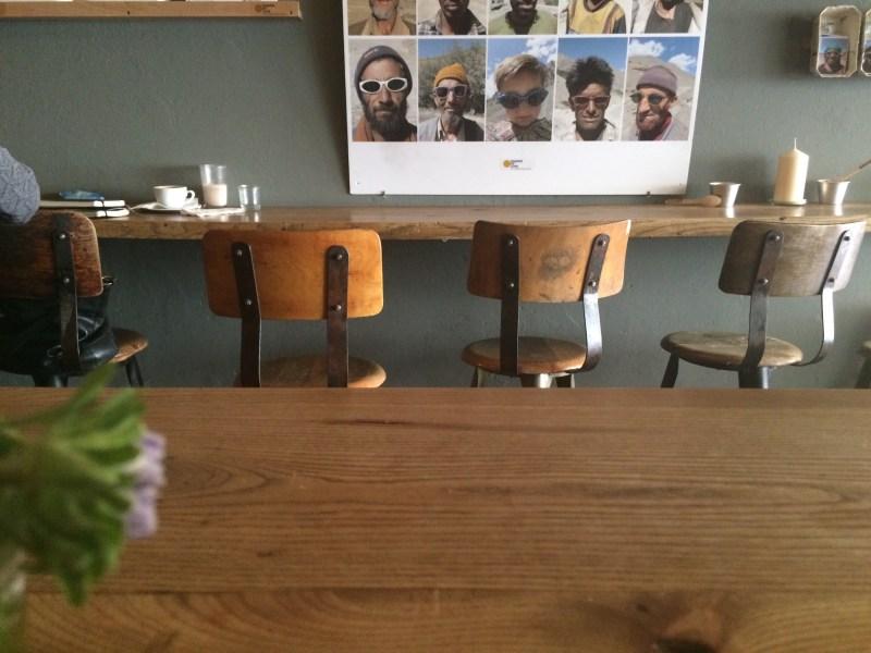 Der Style im Cafe: retro und detailverliebt