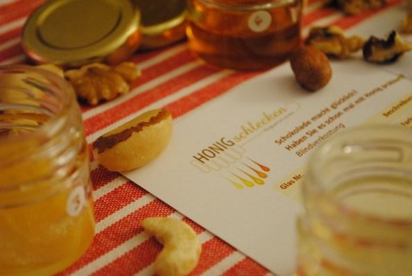 """""""Honig schlecken"""" – besser als Schokolade"""