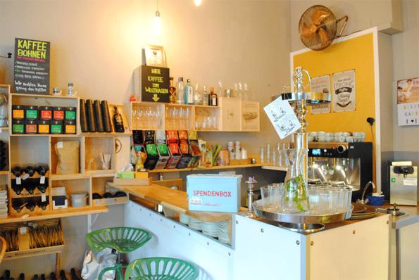 Alleecafe 7 – Kaffeegenuss am Hirschgarten