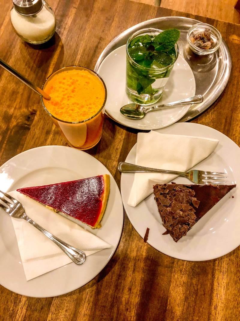 Café Colombo Kuchen