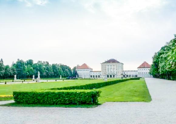 #MunichSunday – Schloss Nymphenburg