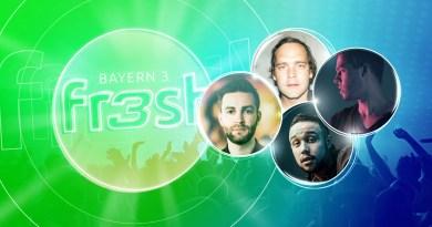 Bayern 3 fresh Festival