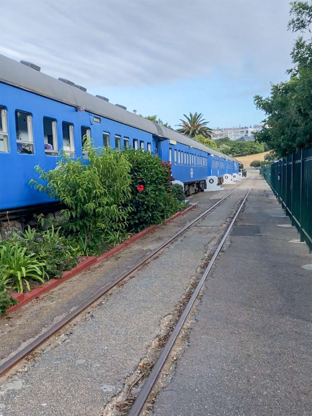 Mossel Bay - Santos Express