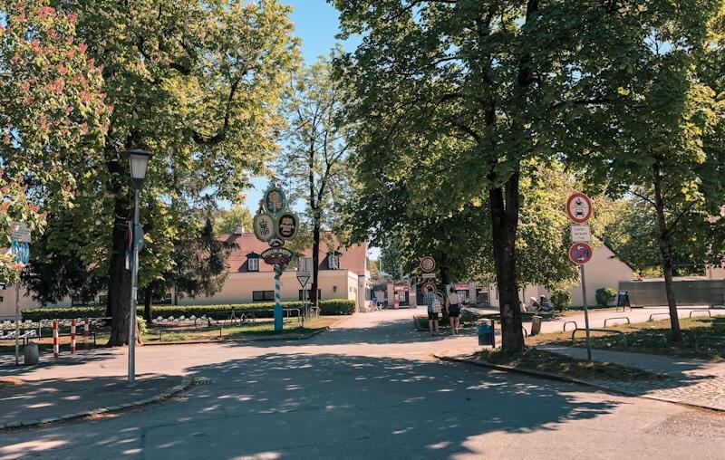 Königlicher Hirschgarten München