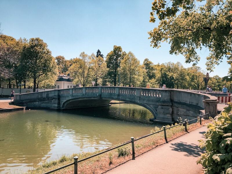 Nymphenburger Kanal München