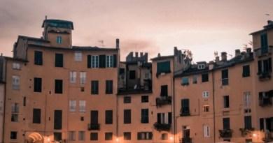 Lucca Italien