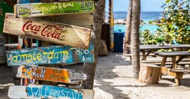 digitale nomaden strand