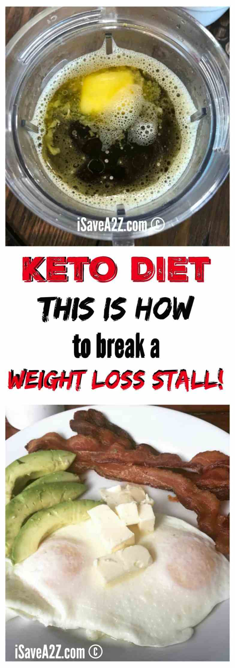 This is How you Break a Weight Loss Stall on the Ketogenic Diet