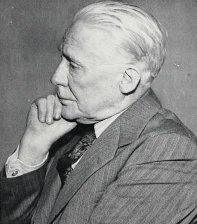 Portrait von Jean Hugard, 1941