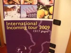 International Tour Calabria Giappone