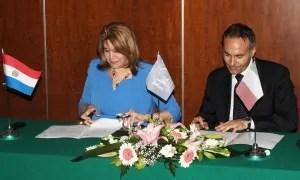 Visita Ministro della Donna del PAraguay