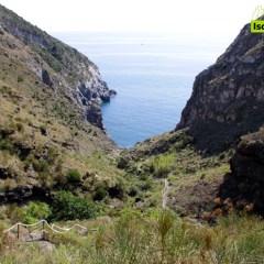 Il sentiero della Baia della Pelara