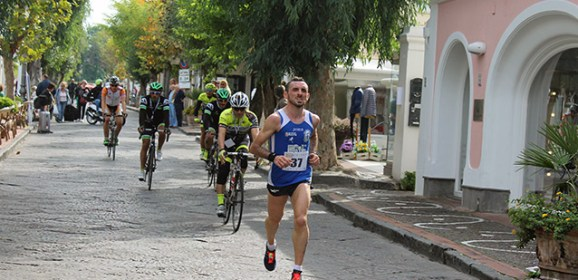 Ischia Dream Run, di corsa per le strade dell'isola