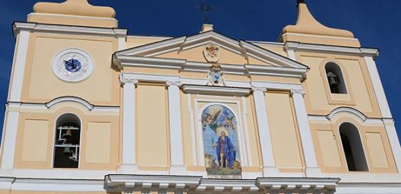 San Vito Martire, la chiesa più antica di Forio