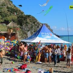 Ischia Wind Art, lo spettacolo degli aquiloni ai Maronti
