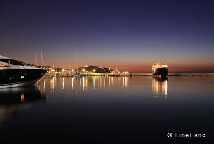 Il porto di Casamicciola Terme