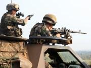 Esercitazione militare