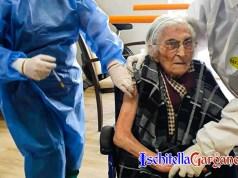 Nonna Antonia vaccino