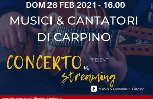 Concerto streaming