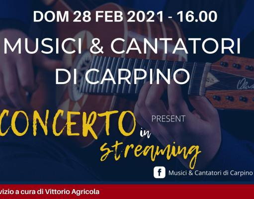 Concerto streaming