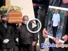 Funerale di Michele Mastromatteo