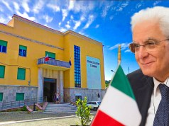 Presidente Mattarella Ischitella