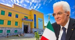 Presidente Mattarella Ischitella