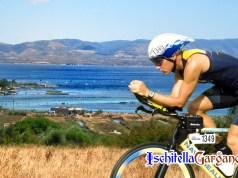 Gara ciclismo Lago di Varano
