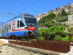 Treno Ferrovie del Gargano
