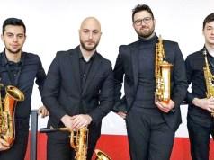Panlink Saxophone Quartet