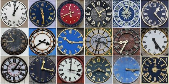 clocks header