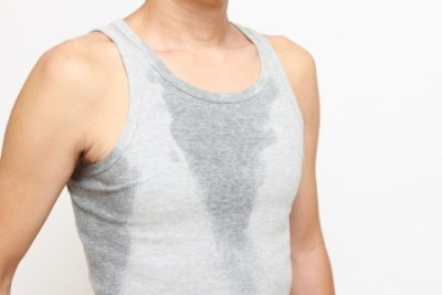 sweated man_shutterstock_155289701