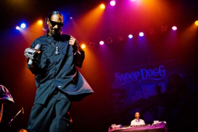 snoop dogg shutterstock_81636316