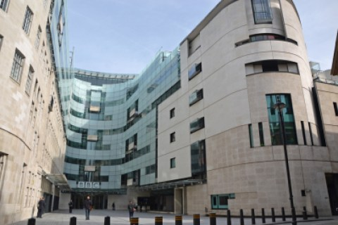 BBC London headquarters