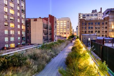 New York's 'High Line'